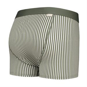A-dam Underwear 1P JAN White/green