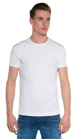 Alan Red Derby T-shirts 2-pack