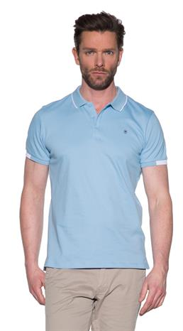 Blue Industry Polo KM