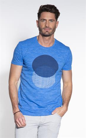 Blue Industry T-shirt KM