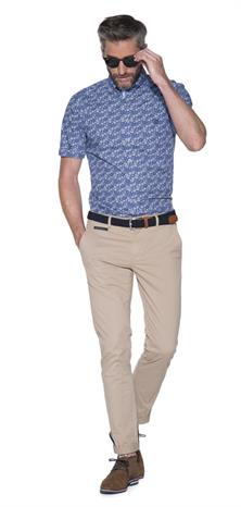 Campbell Classic Casual shirt KM