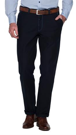 Campbell Classic Pantalon Donker blauw