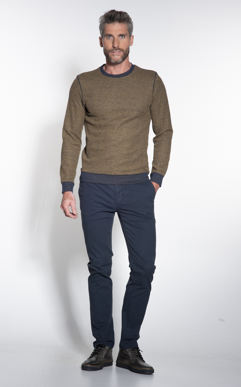 Campbell Classic Heren Sweater