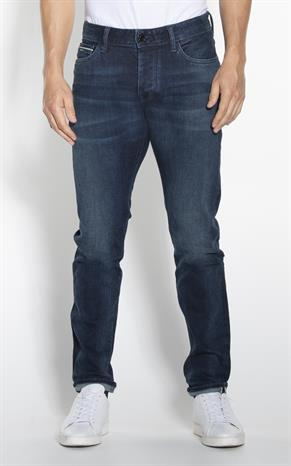 Denim Lab Selvage Slim Jeans