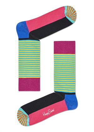 Happy Socks Sokken Half stripe