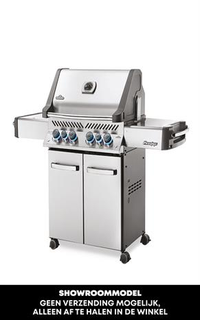Napoleon Prestige P500 RVS Gas barbecue