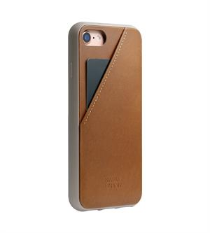 Native Union Clic Card V2-Iphone 7 Case-Tan/Tau