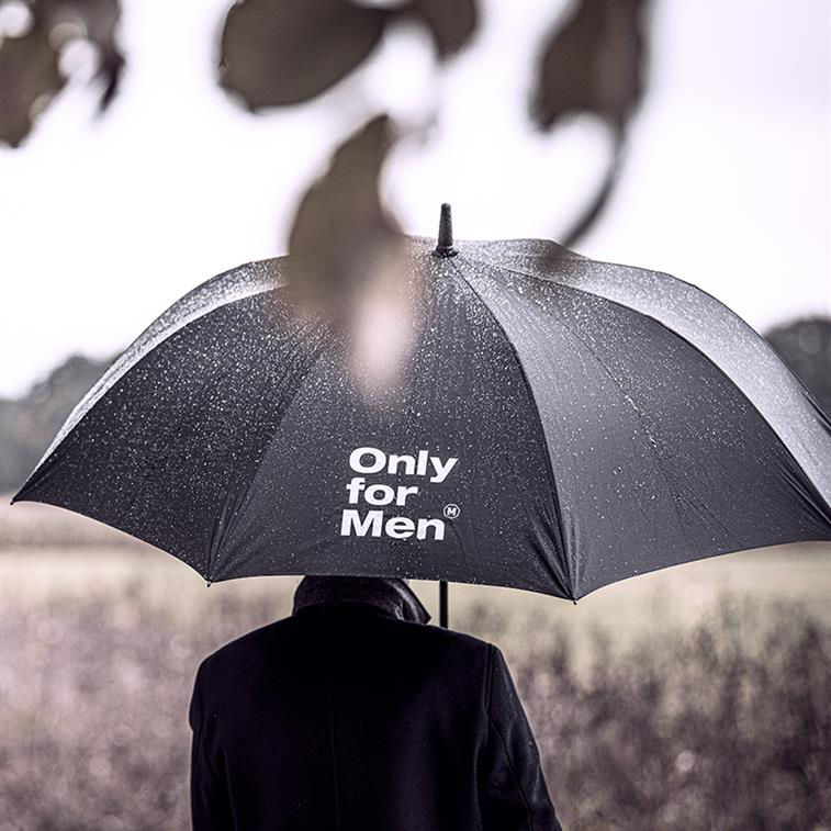 Only for Men Paraplu