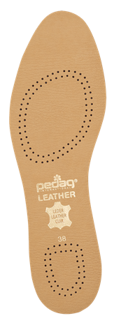 Pedaq Leather Schoenzool