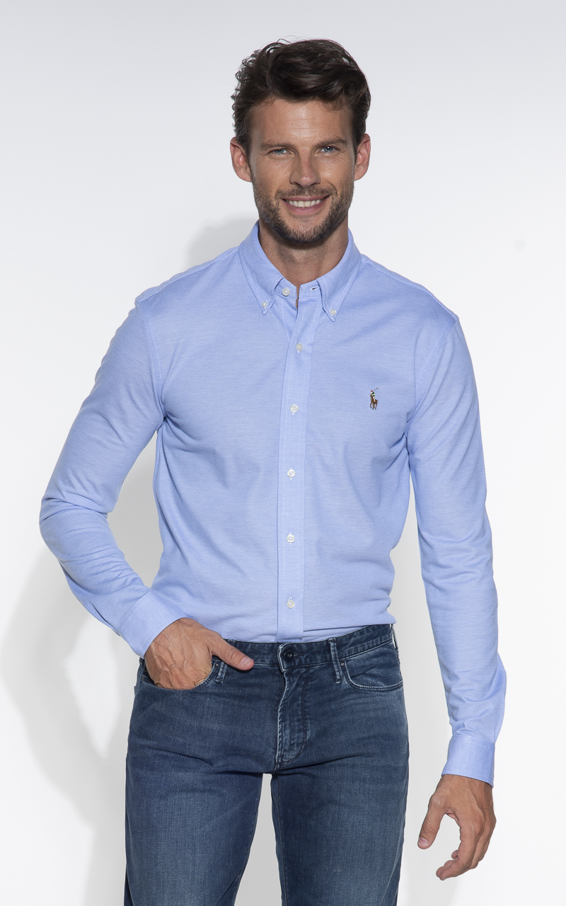 Casual Overhemd.Polo Ralph Lauren Casual Overhemd Lm 728724 K184sc58 Only For Men