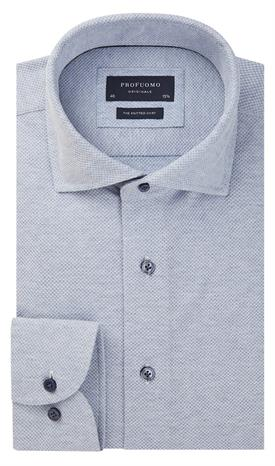 Profuomo Knitted Overhemd LM