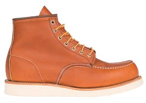 "Red Wing Shoes 875 6"" Classic Moc Oro Legacy Cognac"