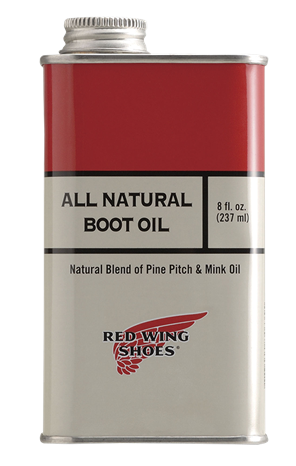 Red Wing Shoes All Natural Boot Oil NVT