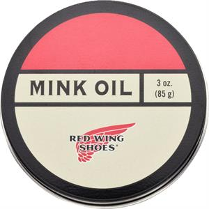 Red Wing Shoes Mink Oil