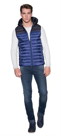 Scotch & Soda Gewatteerde Bodywarmer