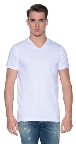 Slater Basic T-shirt KM 2-pack