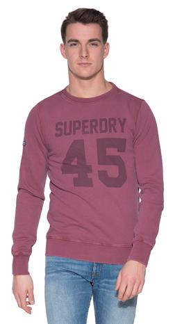 Superdry Heritage Wash Crew Sweater