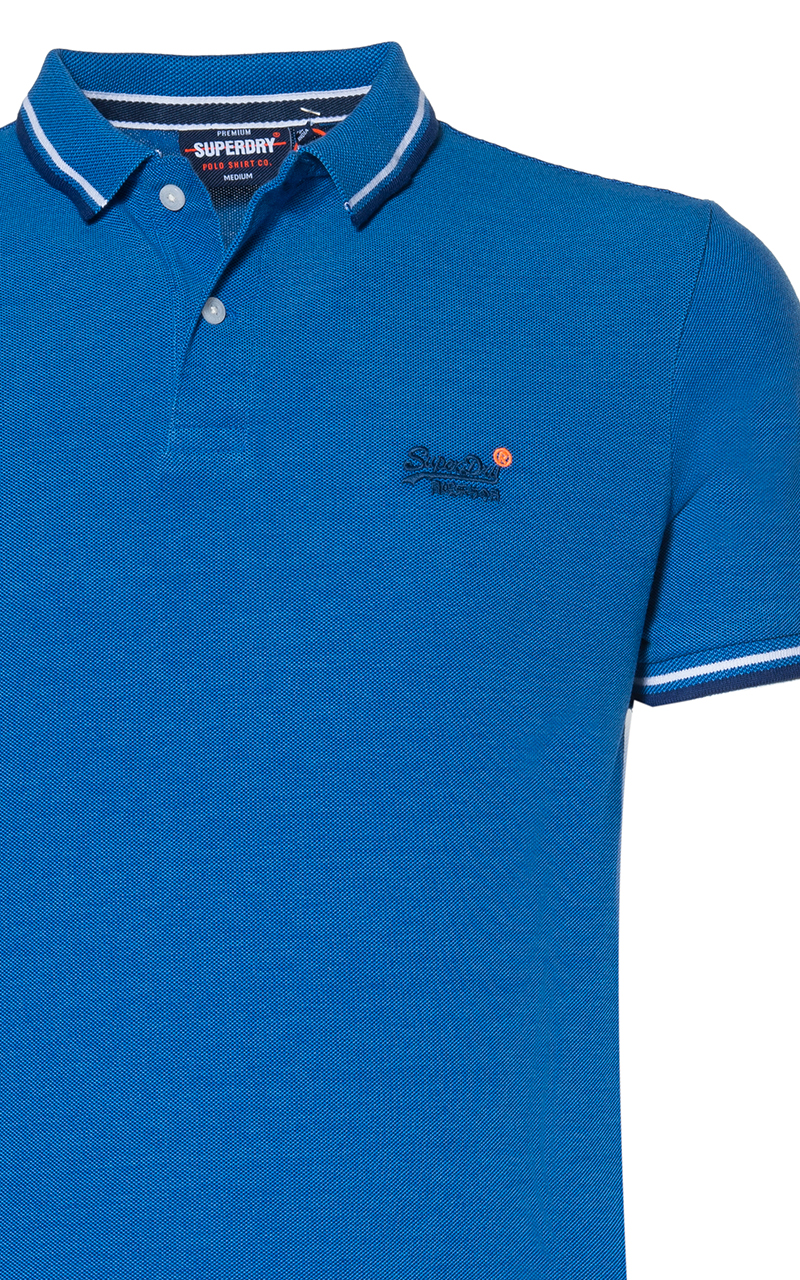 Superdry Heren Polo KM