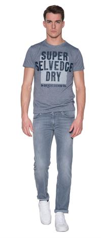 Superdry Selvedge T-shirt KM