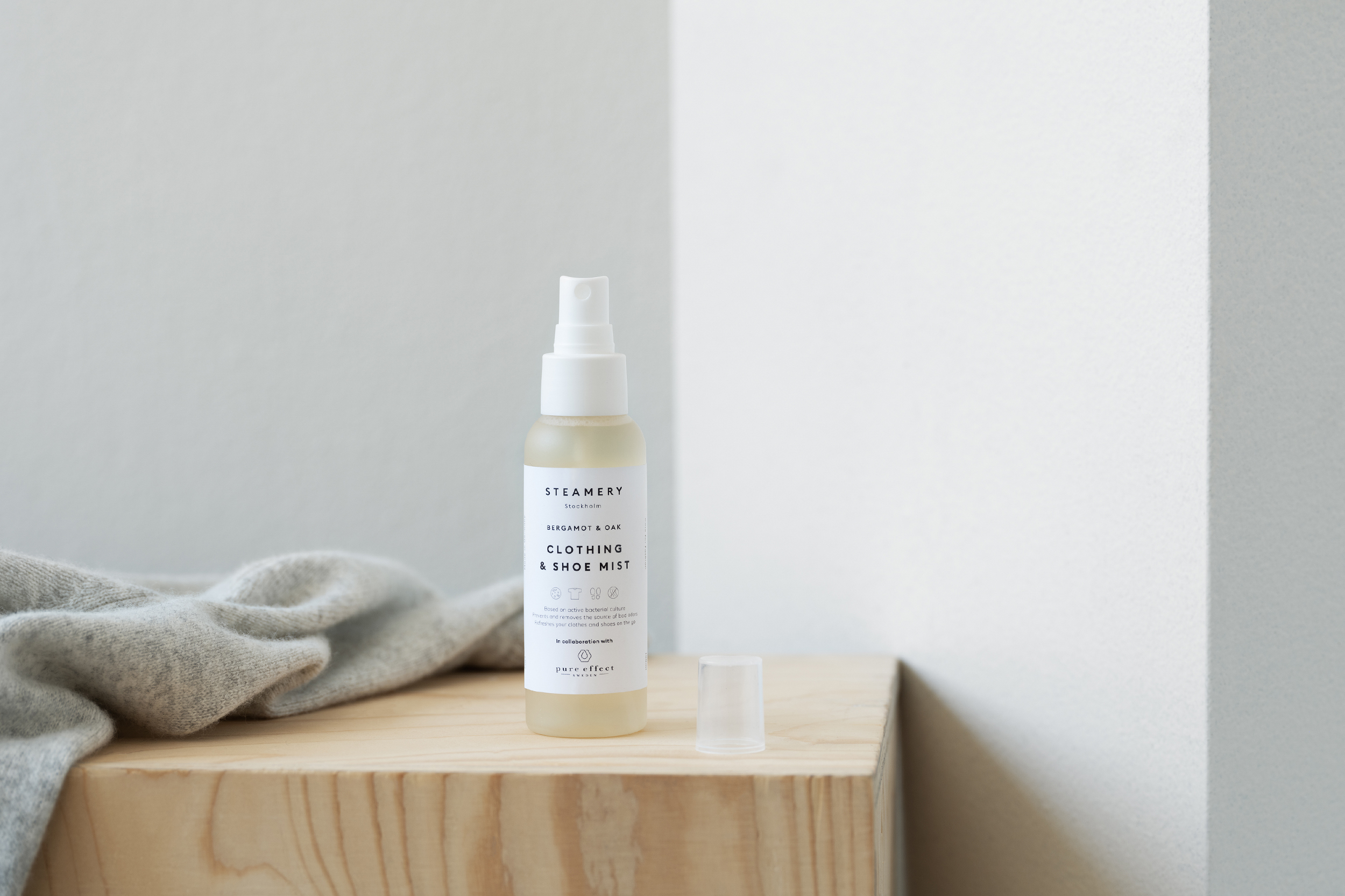 The Steamery Clothing & Shoe Mist