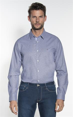 Tommy Hilfiger Menswear Casual Overhemd LM